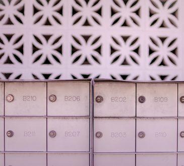 skrzynki pocztowe