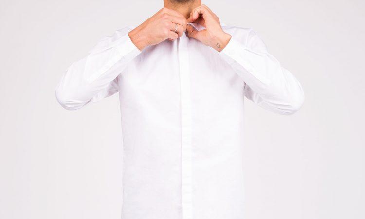 biała koszula 1