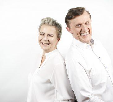 Anna Urbańska i Fryderyk Karzełek