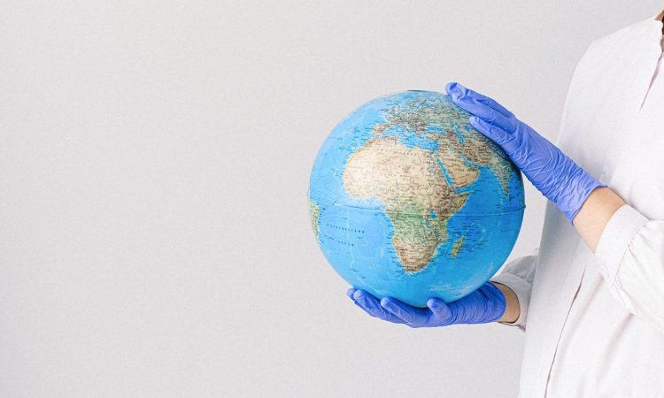 Kula ziemska w obliczu pandemii koronawirusa