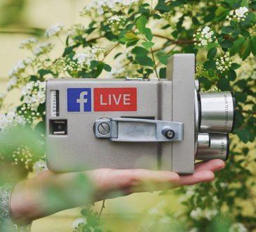 Kamera FB live