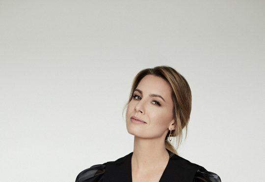 Agnieszka Hyży w wywiadzie z okładki - FIRMER
