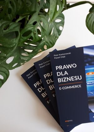 Prawo dla biznesu E-commerce recenzja